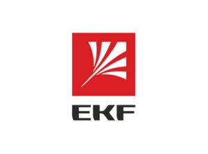 Логотип компании EKF
