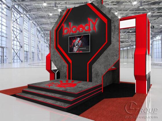 Выставка ИгроМир Крокус Экспо Москва