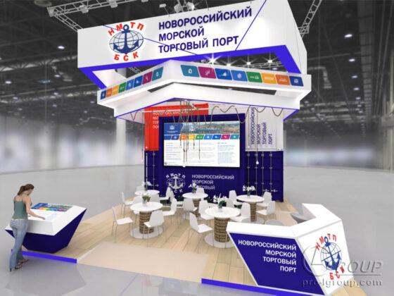 Выставка TransRussia Москва Крокус Экспо
