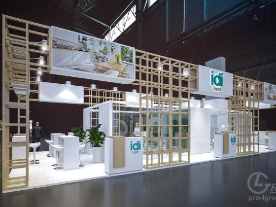 Выставочные стенды HouseHold Expo КрокусЭкспо Москва 2